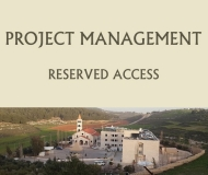 Project management - reserved access